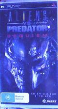 Aliens Vs Predator: Requiem - Sony PSP  30 DAYS WARRANTY.