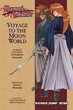 Rurouni Kenshin: VOYAGE TO THE MOON WORLD- NEW- RARE -