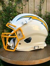 New Los Angeles Chargers / San Diego Chargers Football Helmet & Facemask