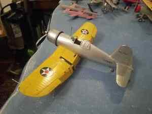 Wilde Sau Resin 1/48 XF4U Corsair Prototype Resin Conversion Set.ForTamiya