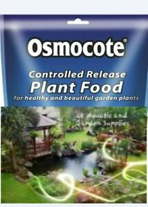 50x Fast Grow Osmocote Controlled Slow Release Plant Food. 5**** GROWTH EASY USE