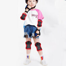 6Pcs/set Children Knee Elbow Pad Set Blance Scooter Cycling Bike Safety