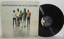 JAZZ CRUSADERS Lighthouse '69 LP Gatefold ST20165 1969 BeBop Vinyl VG Plus