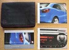 SEAT IBIZA SC Manuale Proprietari Manuale Wallet 2008-2012 Pack 15631