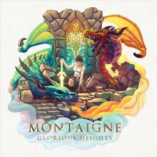 Montaigne - Glorious Heights [New & Sealed] CD