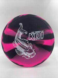 Elevation Discs Koi - Infinite Discs VIP #63 - 170g - Rubber - Pink & Black