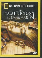 National Geographic la maldicion de tutankamon