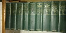 THE ENCYCLOPEDIA BRITANNICA 13TH ED 1926 REPLACEMENT VOLUMES FREE SHIP