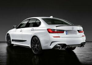 M STYLE SLIM REAR TRUNK LIP SPOILER WING FOR BMW 3 SERIES G20 SEDAN