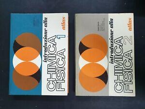 INTRODUZIONE ALLA CHIMICA-FISICA VOL.1/2 - ATLAS EDITORE 1971