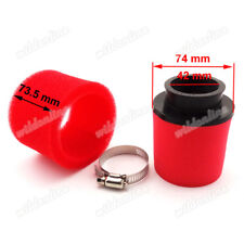 42mm Luftfilter für GY6 150cc Scooter 125cc 140cc Pit Dirt Trail ATV Quad Bike
