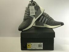 "Adidas Originals NMD R2 ""Grey Melange"" Pack SNS By2790 US8.5"