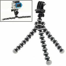 Cámara De Acción Soporte de montaje en Trípode Flexible Pulpo Para GoPro Hero 7 6 5 sesión