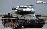 Neuheut ! RC Panzer 2.4 GHZ IS-2 (JS-2) Taigen Profi Metall Edition 6mm BB 1:16