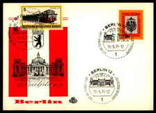 BERLIN 1969 REICHSTAG 1. MAI ARCHITEKTUR ARCHITECTURE ap84