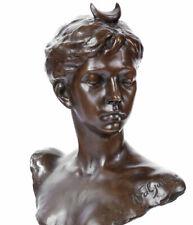 Antike Originale Vor 1945 Antiquitäten & Kunst Bronze Kopf Jüngling Nach Antiken Vorbild