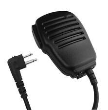 Heavy Duty Speaker Mic for Motorola P110 P1225 PR400 GP68 GP88 CP150 CP185 CP200