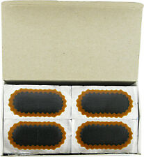 Rema Tip Top 50mm oval patches, box/100