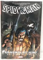 Spider-Man Kraven's Last Hunt Deluxe Edition Marvel HC Hardcover New Sealed