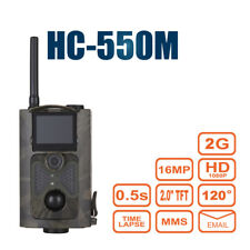 HC-550M 1080P HD Hunting Trail Camera Video Scouting Infrared Game MMS EMAIL SMS