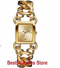 Stainless Steel Case Women's Sport GUESS Wristwatches