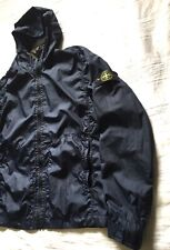 "Genuine Stone Island Hoodied Light Jacket XL P2P 25"" Chest 50"""