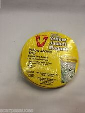 VICTOR WOODSTREAM DISPOSABLE OUTDOOR INSECT BUG YELLOW JACKET MAGNET BAIT TRAP