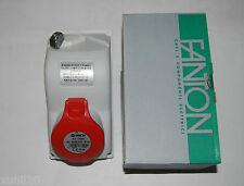 FANTON 73205 PRESA INTERBLOCCATA DA INCASSO 3 POLI + NEUTRO + TERRA 400V 16A
