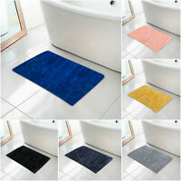 Luxury Large Washable Bath Mat Soft Thick Rugs Runners For Bathroom Shower Rug