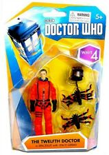 Doctor Dr Who Wave Series 4 Twelfth Doctor in Spacesuit with Space Germs!