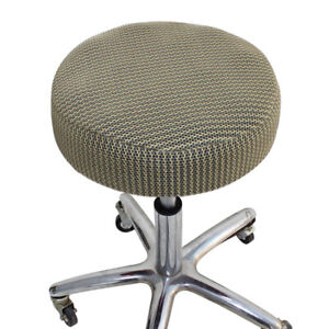 Round Stool Cover Soft Bar Stool Chaircover Round Home Lifting Seat Cover New