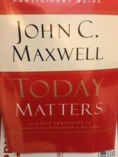 NEW Today Matters Dvd Training Curriculum. 4 DVDs And 2 Guide Books.