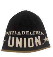 adidas Philadelphia Union NCAA Cuffed & Knit Beanie Hat