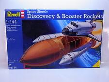 Interhobby 43210 Revell 04736 Space Shuttle Discovery 1:144 Bausatz NEU OVP