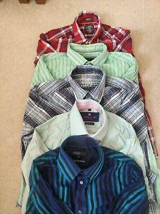Bundle Of Men's Long Sleeve Shirts Size L