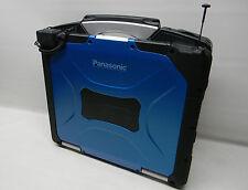 Panasonic Toughbook CF-30 Laptop Touchscreen WiFi GPS AC& DC Chargers Win 7 Pro
