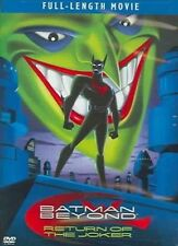 Batman Beyond Return of The Joker 0012569717251 With Mark Hamill DVD Region 1