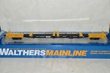HO Walthers 910-5475 General American G85 Flat Car Trailer Train Vttx 300528
