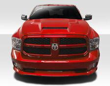 2009-2018 Dodge Ram 1500 Duraflex RK-S Ram Air Hood - 1 Piece 112798