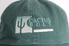 Rare Green Cactus Bolt Hat