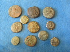 Fantastic RARE Lot of (11) Greek coins 3rd -1st cent. B.C.