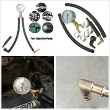 46cm Car Automotive Fuel Injection Pump Pressure Gauge Tester Gasoline Test Tool