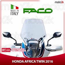 CUPOLINO PARABREZZA TRASPARENTE FACO 28455 HONDA AFRICA TWIN 2016