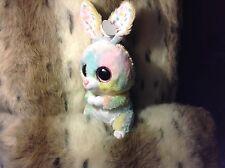 "Bubby The Rabbit Multicolored Beanie Boo Buddy 11"" *Sale*"