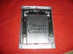 Titan  TTC-HD82 Pro class  Hard Disk Drive 5.25 inch Bay 2 Fan cooler-aluminium
