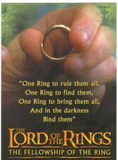 Lord Of The Rings FotR UK Exclusive Preview Set L1-L20