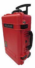 "Pelican ""Colors"" series. Red & Black  Pelican 1510 NO Foam."