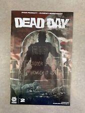 Dead Day #2 1:10 Szymon Kudranski  Retailer Incentive Variant Edition AfterShock