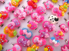 BULK 200pcs Mixed Kids Rings FREE POST
