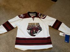 Hershey Bears AHL Hockey Jersey Youth S/M New with Tags Washington Capitals